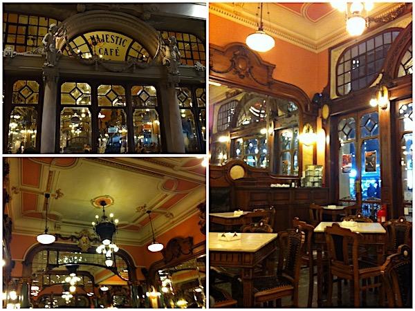 O Café Majestic