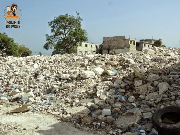 5 anos apos terremoto no Haiti