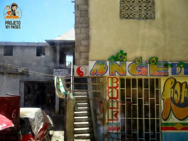 Casa no Haiti
