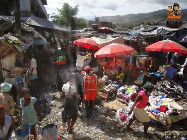 Comercio em Porto Principe