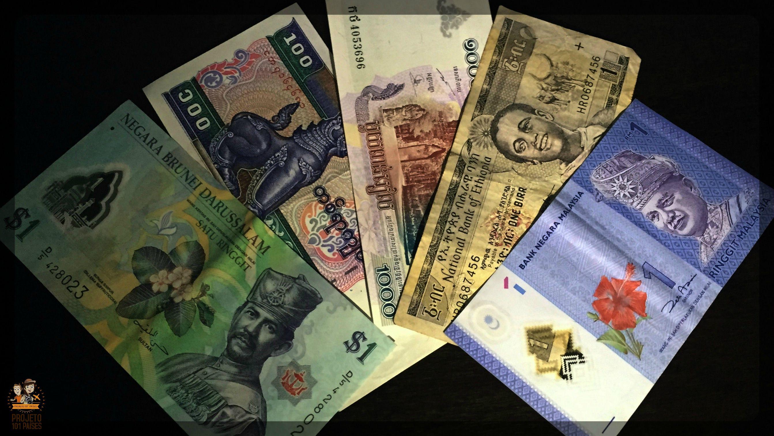 Bolsa Para Levar Dinheiro Em Viagens : Qual moeda levar em viagens internacionais
