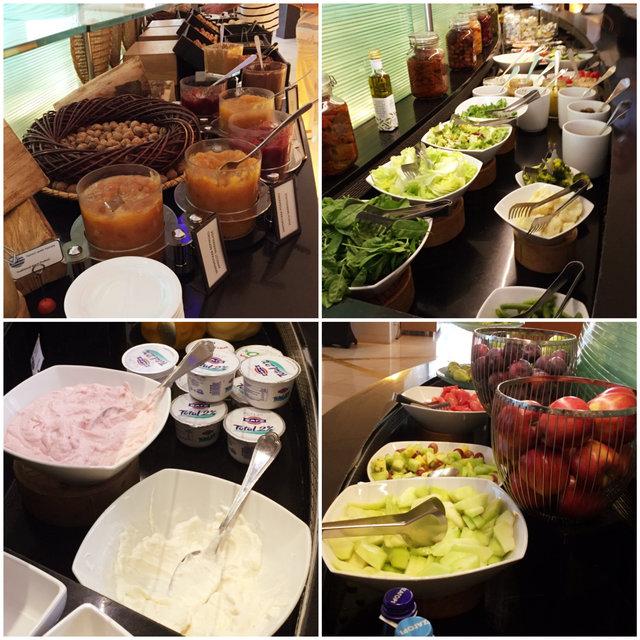 Café da manhã Hilton Atenas