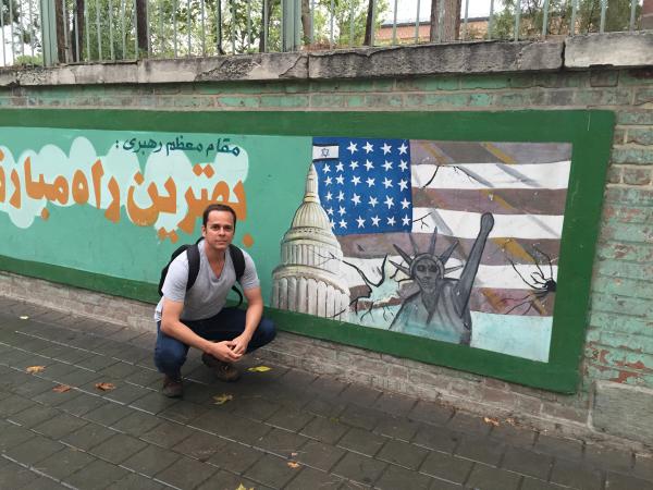 Embaixada americana em Teerã