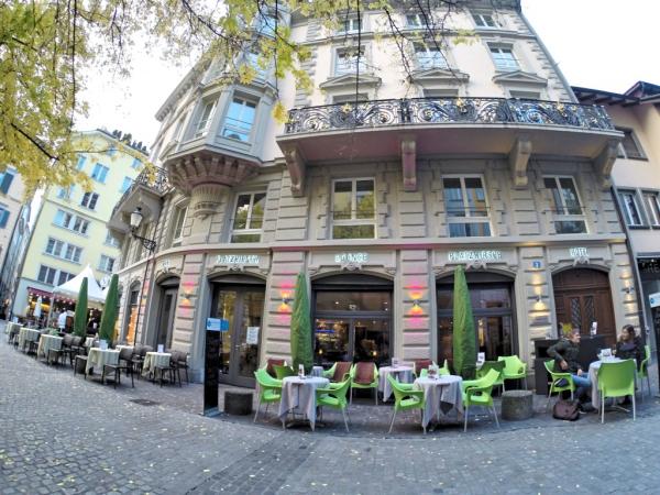 Fachada Hotel Platzhirsch