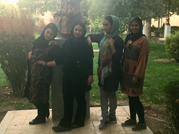 Garotas em Teerã