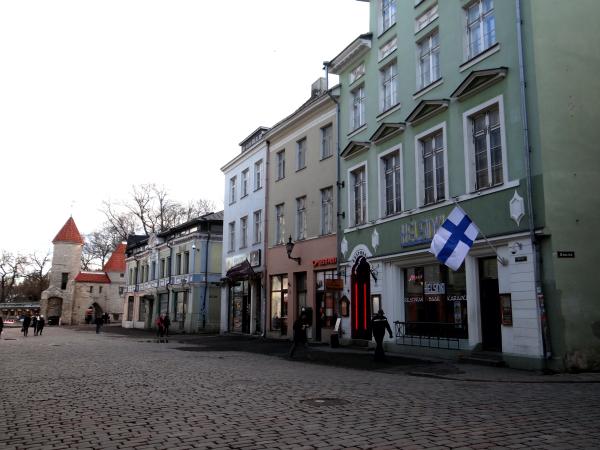 Old Town Tallinn Viru Gate