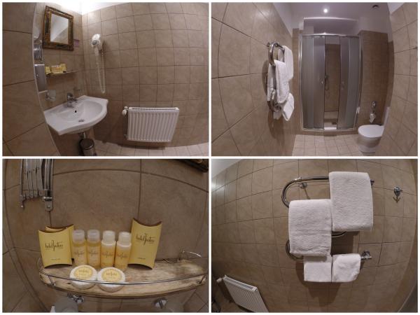 Banheiro Hotel Justus