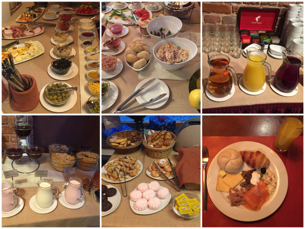 Breakfast Hotel Justus