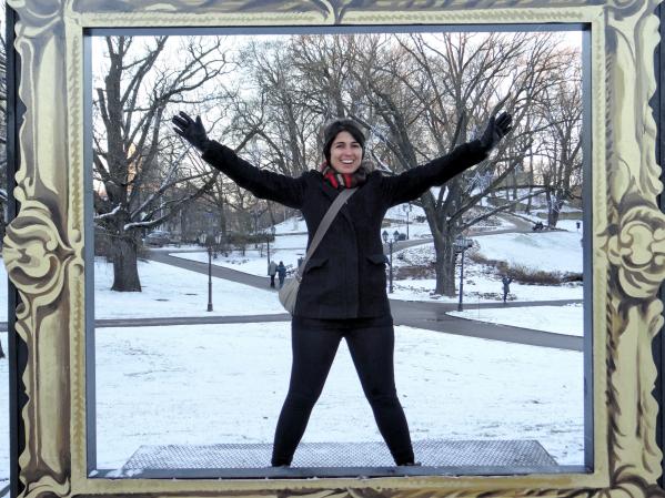 Frames in Riga