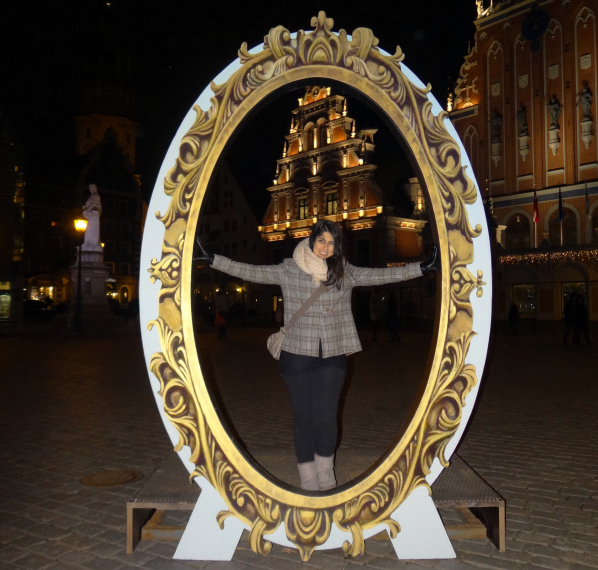 Picture Frame in Riga