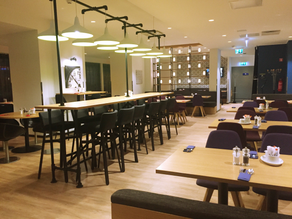 Restaurante Park Inn Tallinn