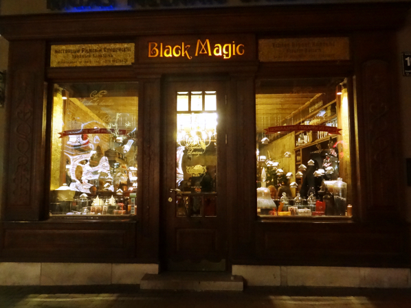 Riga Black Magic Café