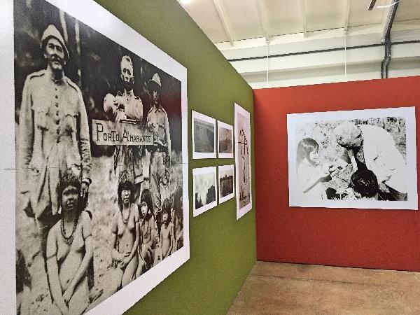 Centro Cultural Indígena Fotos Marechal Rondon