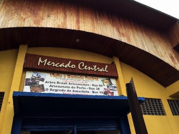 Mercado Central Porto Velho