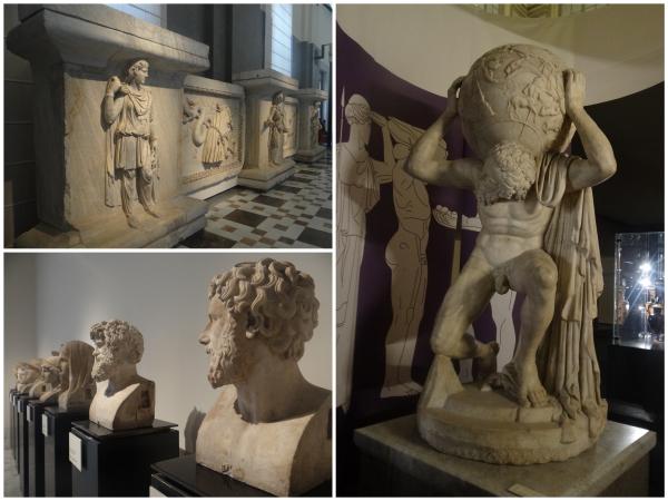 Museu Arqueológico Nápoles