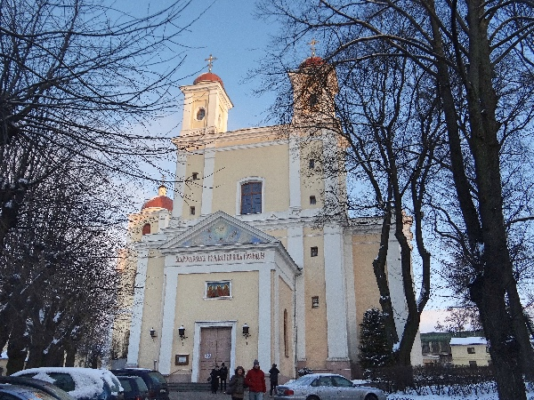 Orthodox Church of the Holy Spirit Vilnius