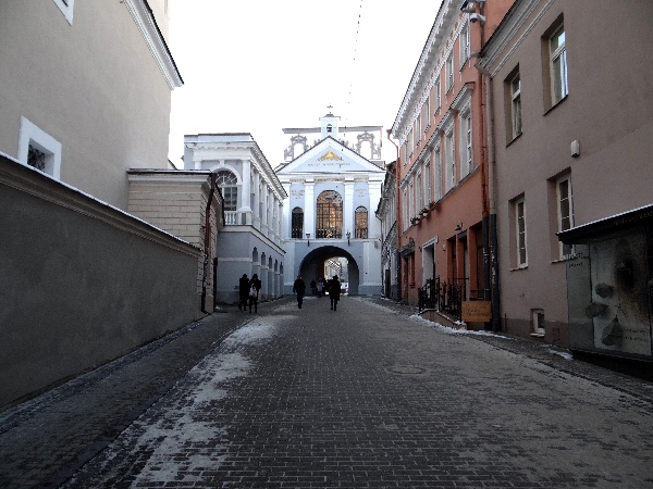 Our Lady of the Gate of Dawn Vilnius