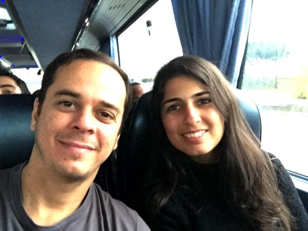 Viagem Nápoles Roma Eurolines
