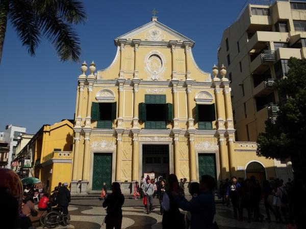 Igreja de Sao Domingos Macau