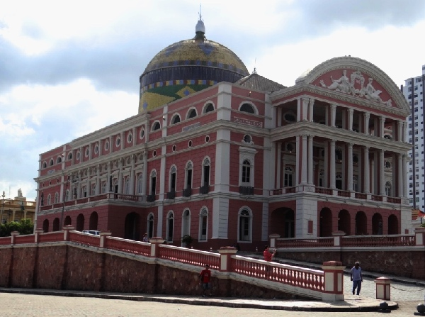 Teatro Amazonas Manaus