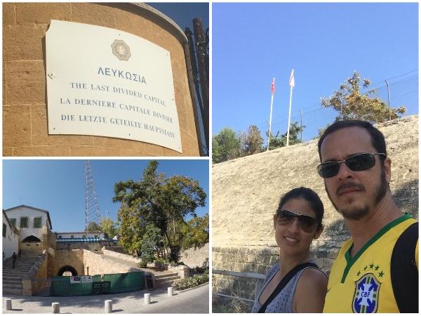 A ultima capital dividida Nicosia