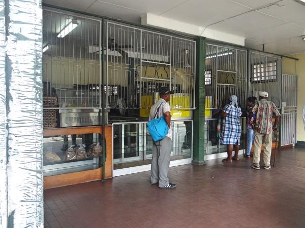 Padaria em Paramaribo