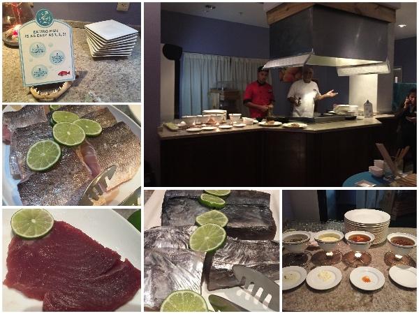 Peixes do Fish Market