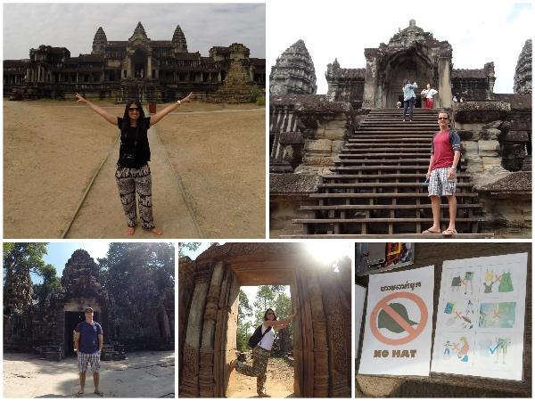 Angkor Wat Roupas