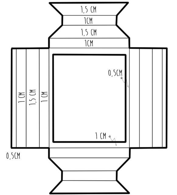 molde da moldura de quadro de papel