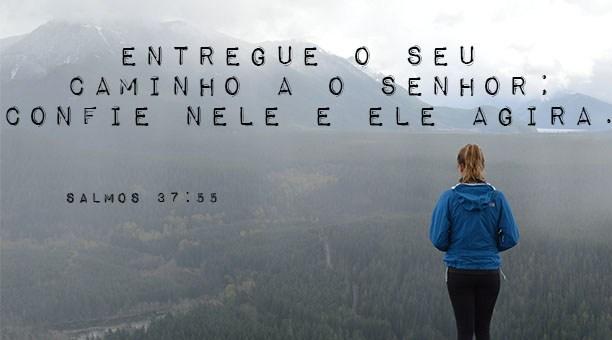#TrocandoIdeia – Entregue nas mãos do Senhor!