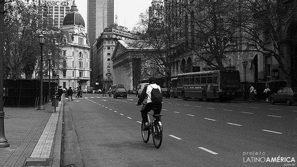 Buenos Aires en blanco y negro  Projeto Latinoamrica