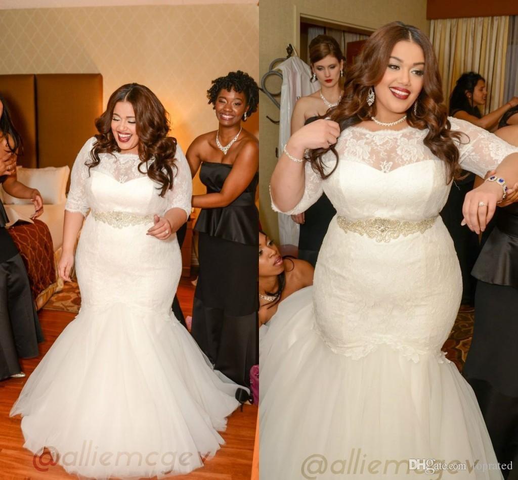 2016-lace-plus-size-mermaid-wedding-dresses