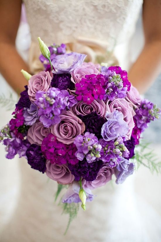 shades-of-purple-weddings-bouquets-pinterest