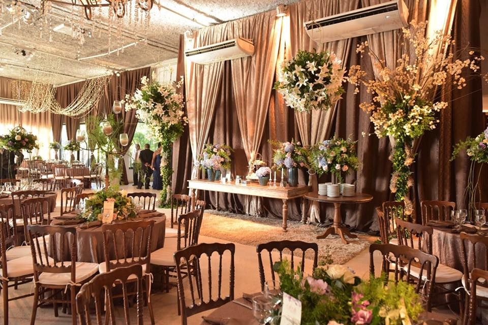 Espao para casar em Salvador Cerimonial Villa Toscana  Projeto Noivinha  Por Jssica Moraes