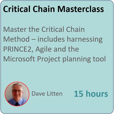 Critical Chain Masterclass Chain