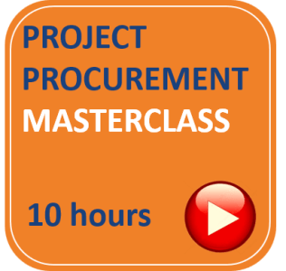 Project Procurement Masterclass