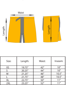 Hockey pant shell size chart image also charts for products projoy sportswears and apparel rh