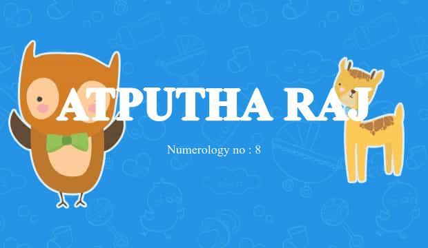 Atputha Raj Name Meaning
