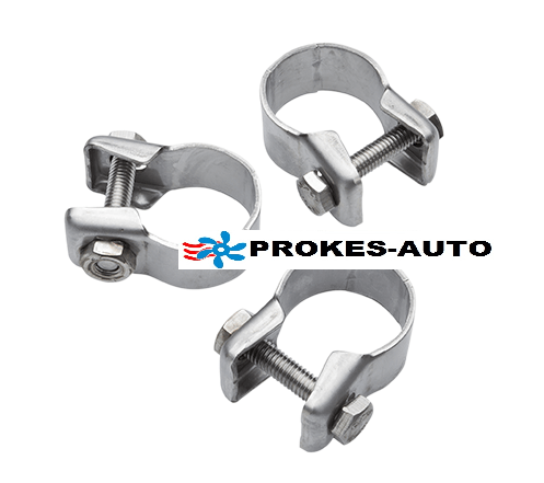 pipe clamp vor exhaust pipe 22mm and absorber set 3pcs 24 26mm 9019181 webasto