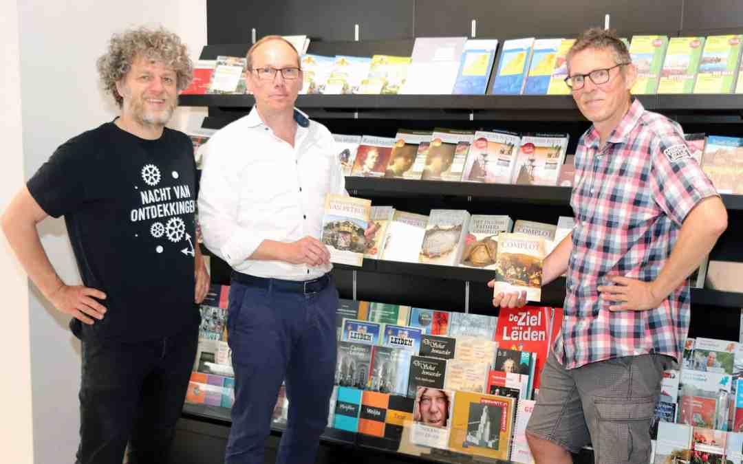 Stadswandelingen naar boeken van Jeroen Windmeijer