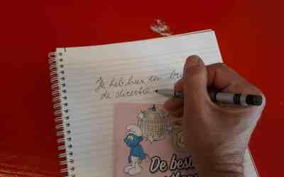 Workshop smartlappen schrijven