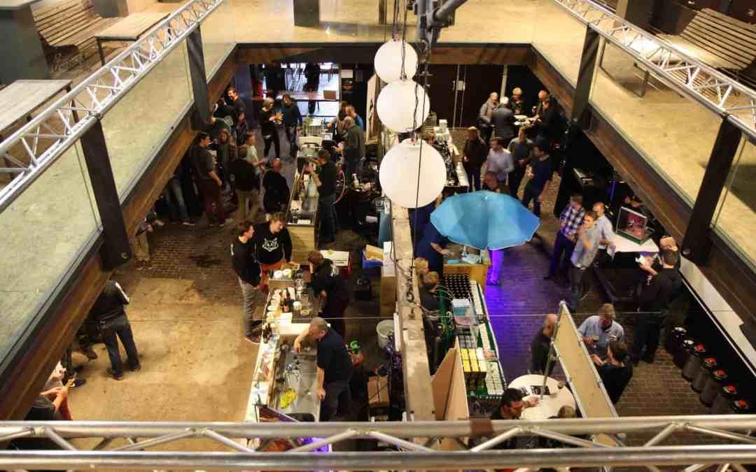 Eerste editie Winterbierfestival Leiden in Scheltema vraagt om herhaling!
