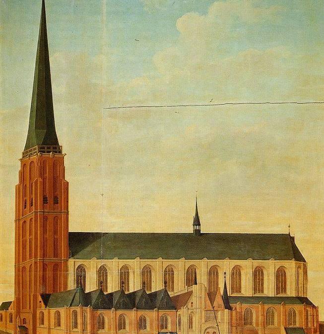Groepswijs II – Waarom heet de Kloksteeg in Leiden de Kloksteeg?