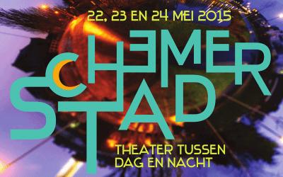 Schemerstad 2015, spraakmakend theater vanaf het water