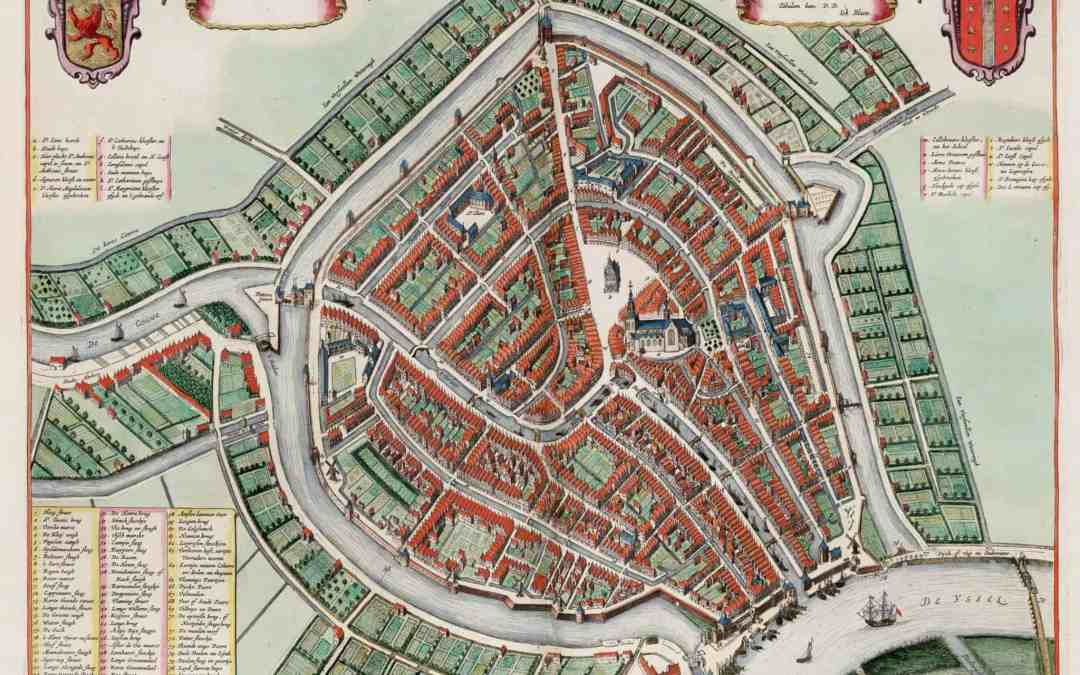 Stadsganzenbord: bijzondere speurtocht puzzeltocht nu ook in Gouda