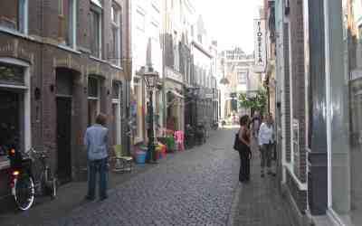 Stegenwandeling Leiden wegens succes nu ook te boeken per groep!
