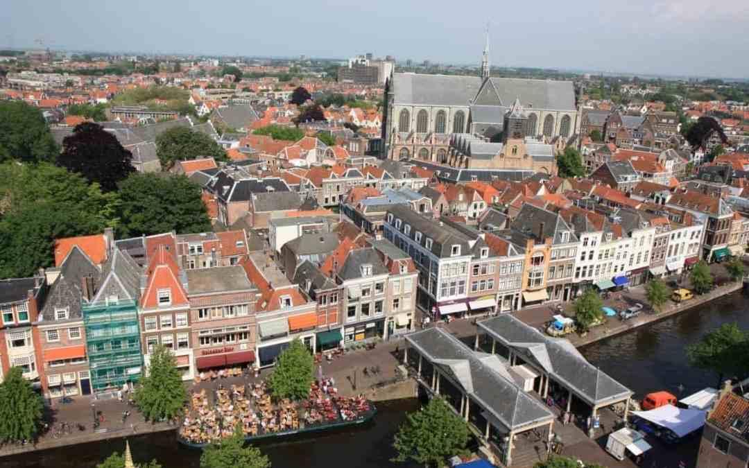 Groepsuitje Leiden