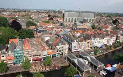 1e culinaire bierwandeling de Proeftocht op zondag 4 maart 2018 in Leiden
