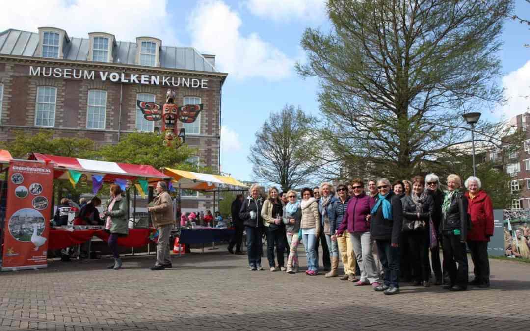 7 mei 2017 – 1e LeidenWalk (voorheen LadiesWalk)