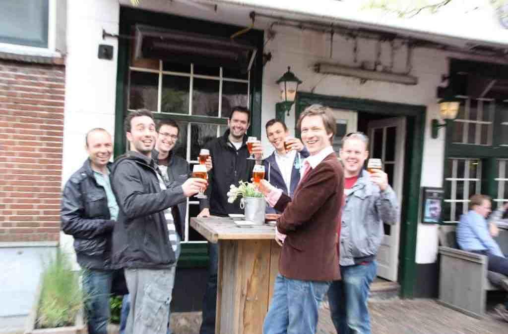 2e Lentebierwandeling is heerlijke proeverij door Leiden
